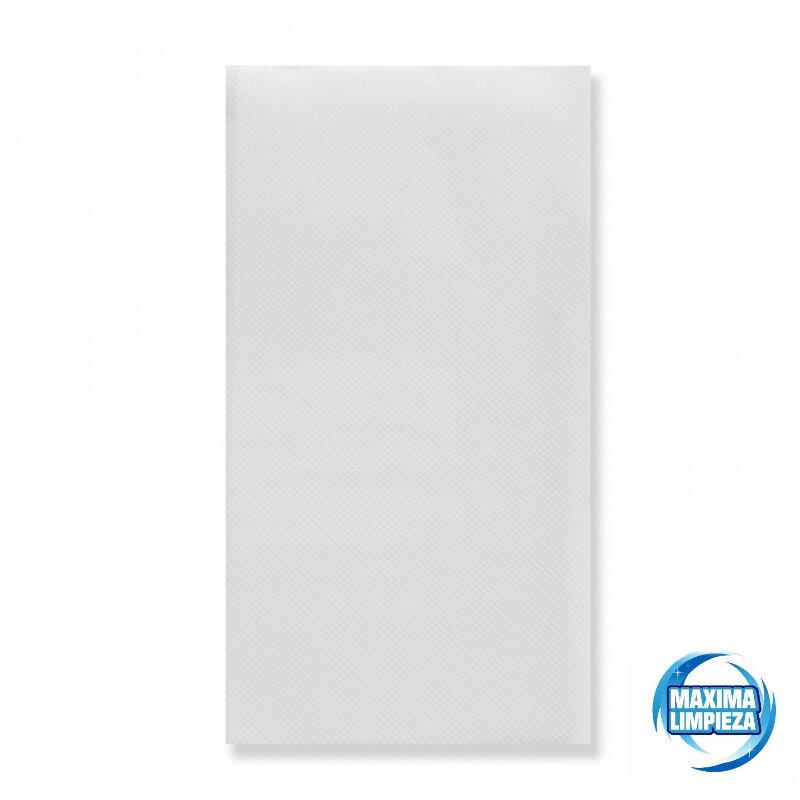 0121533-servilleta-40×40-punta-pliegue-americano-blanca-maximalimpieza