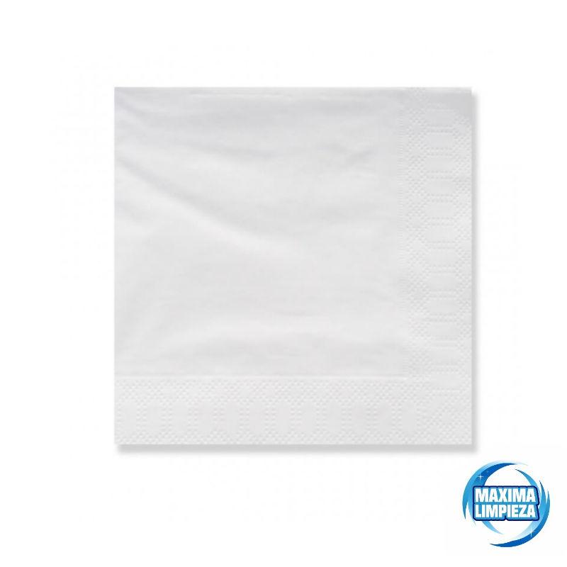 0121535-servilletas-30×30-2c-blanca-maximalimpieza