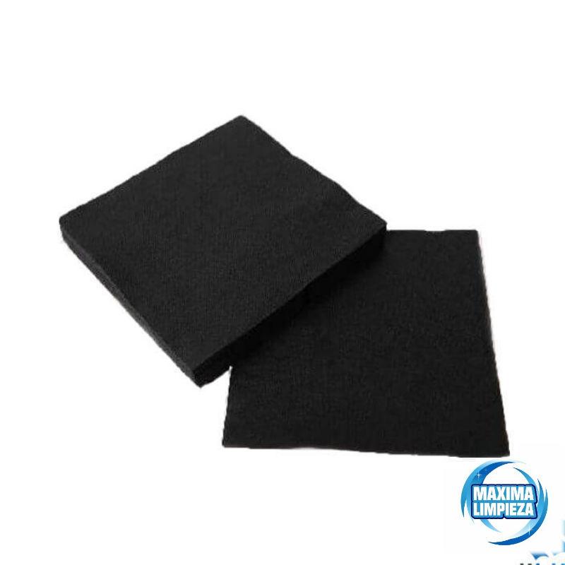 0121581-servilleta-40×40-2c-punta-negra-maximalimpieza
