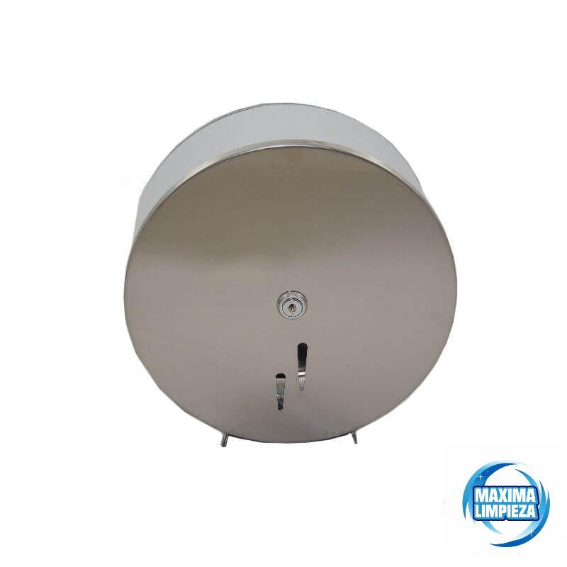 0571113-portarrollos-papel-higienico-industrial-45mm-aceroinox-maximalimpieza