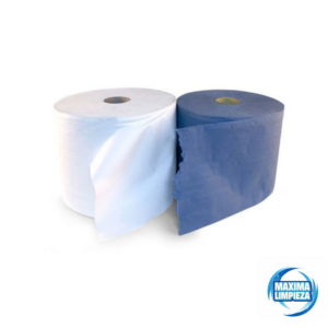 bobina papel secamanos industrial